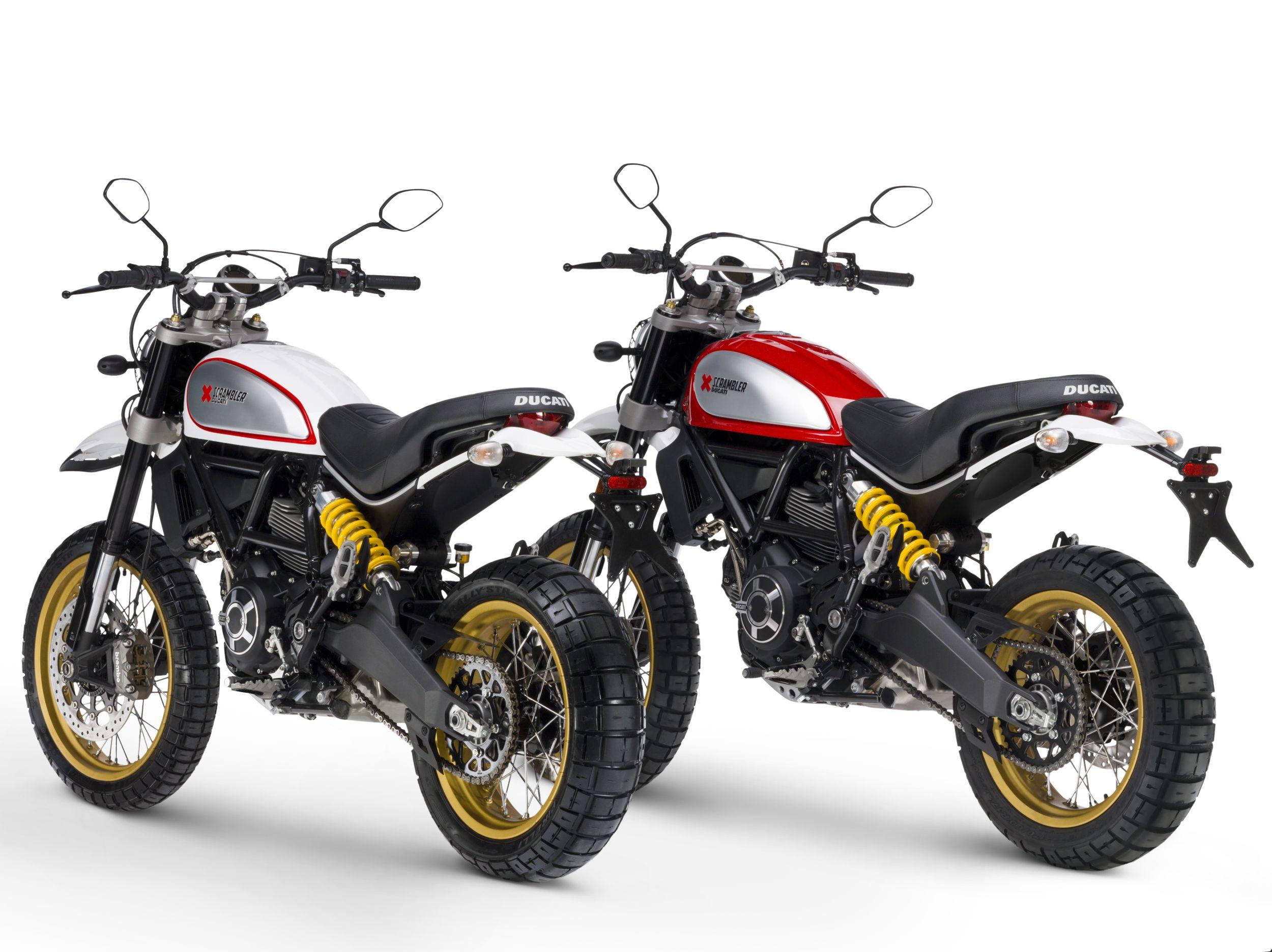 gebrauchte und neue ducati scrambler desert sled motorräder kaufen