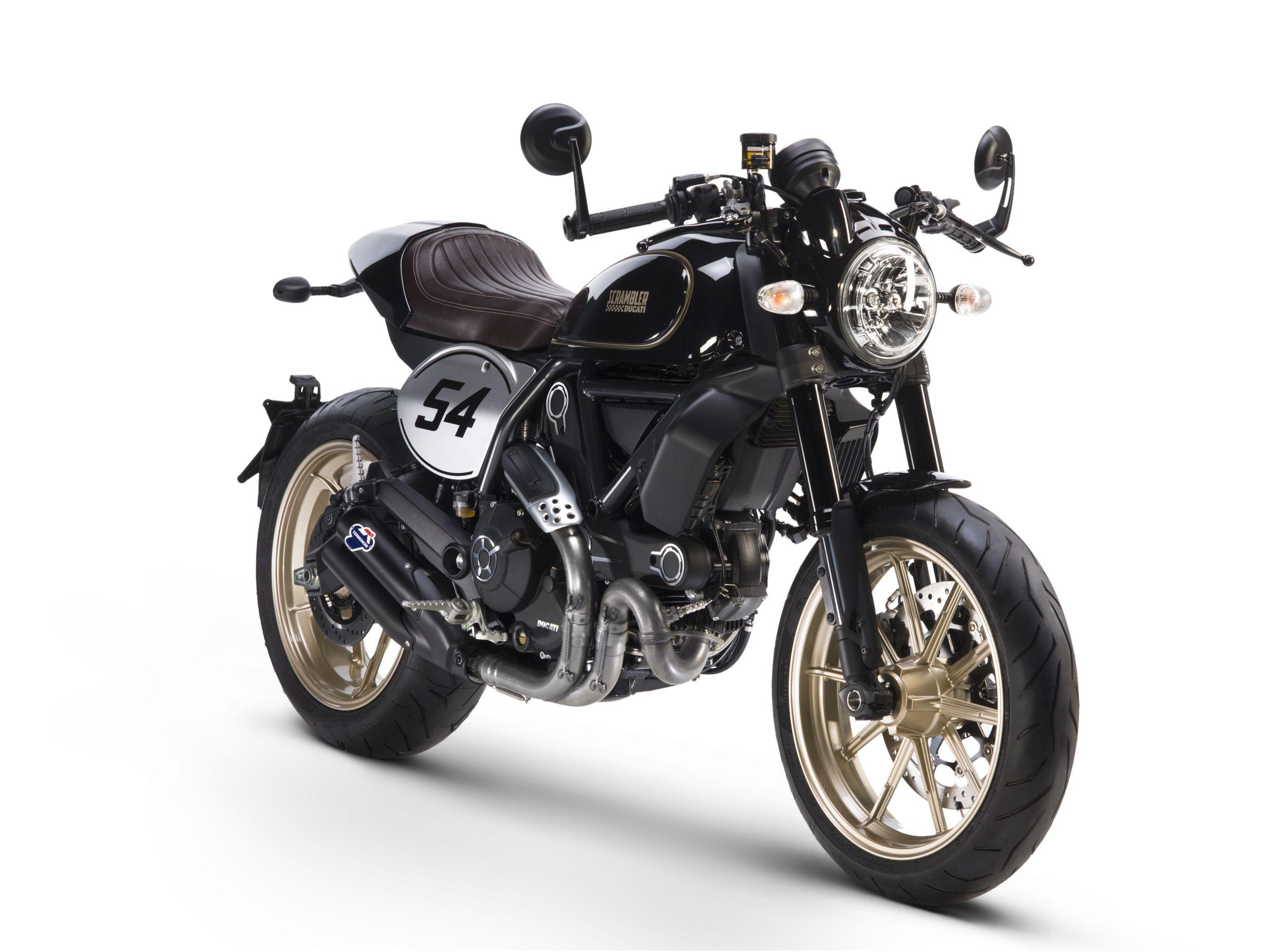Gebrauchte und neue Ducati Scrambler Cafe Racer Motorräder kaufen