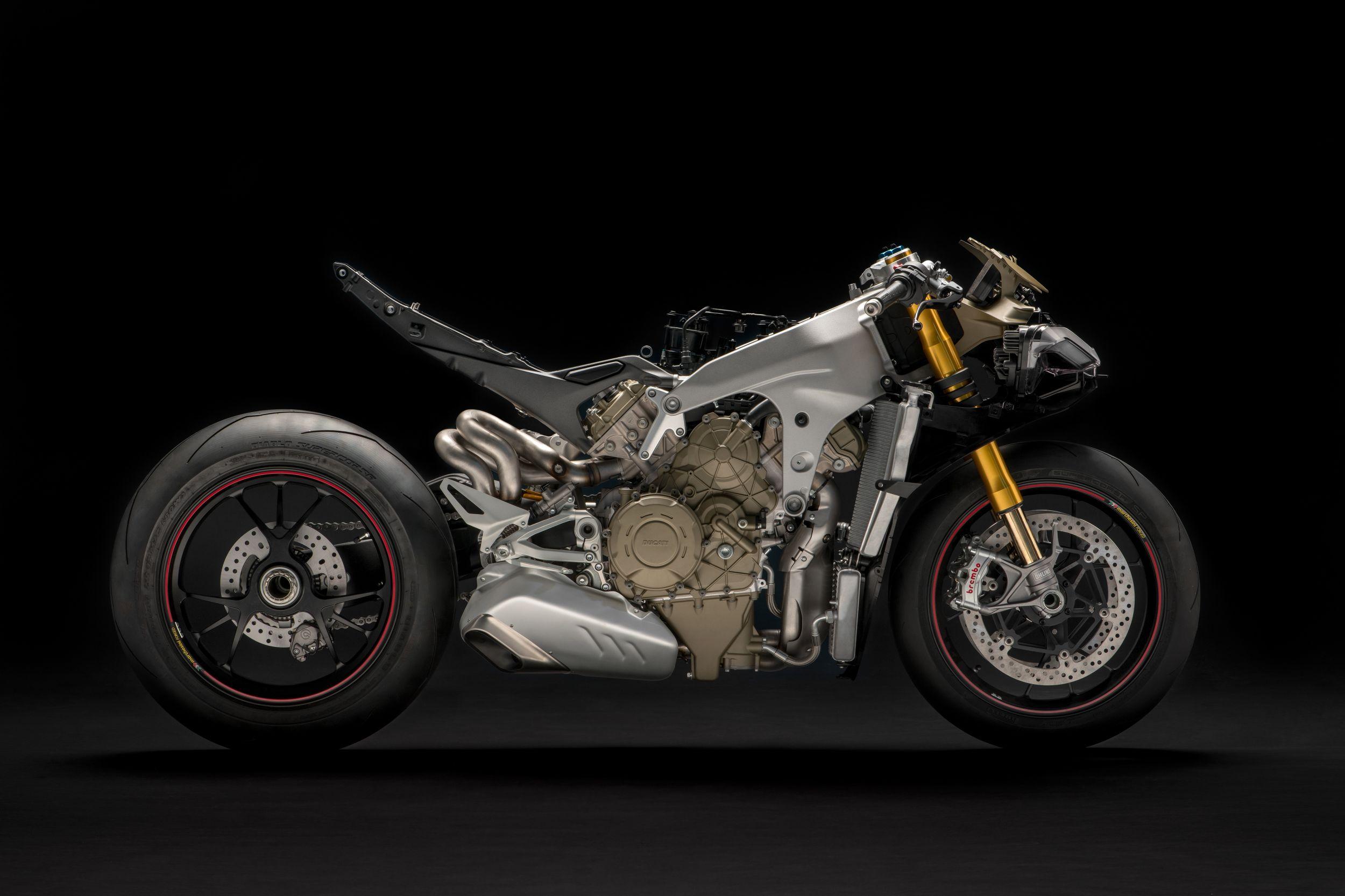 Ducati Panigale V4 - Alle technischen Daten zum Modell Panigale V4 ...