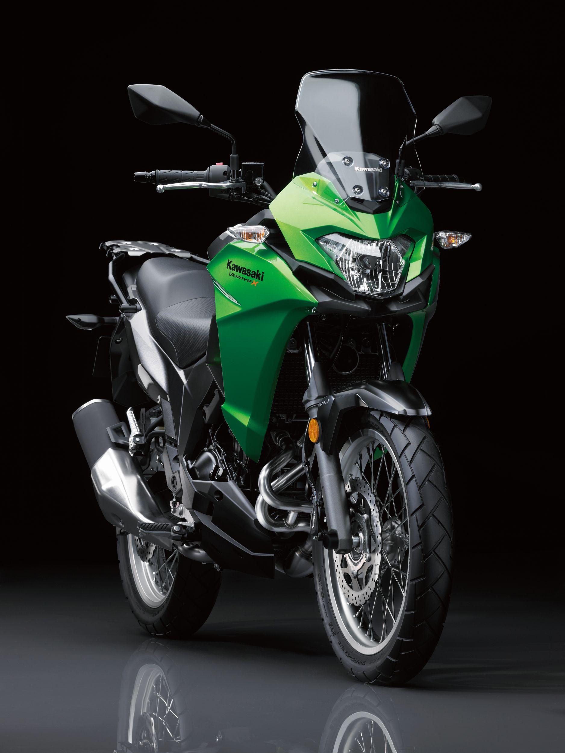 Kawasaki Kle Review