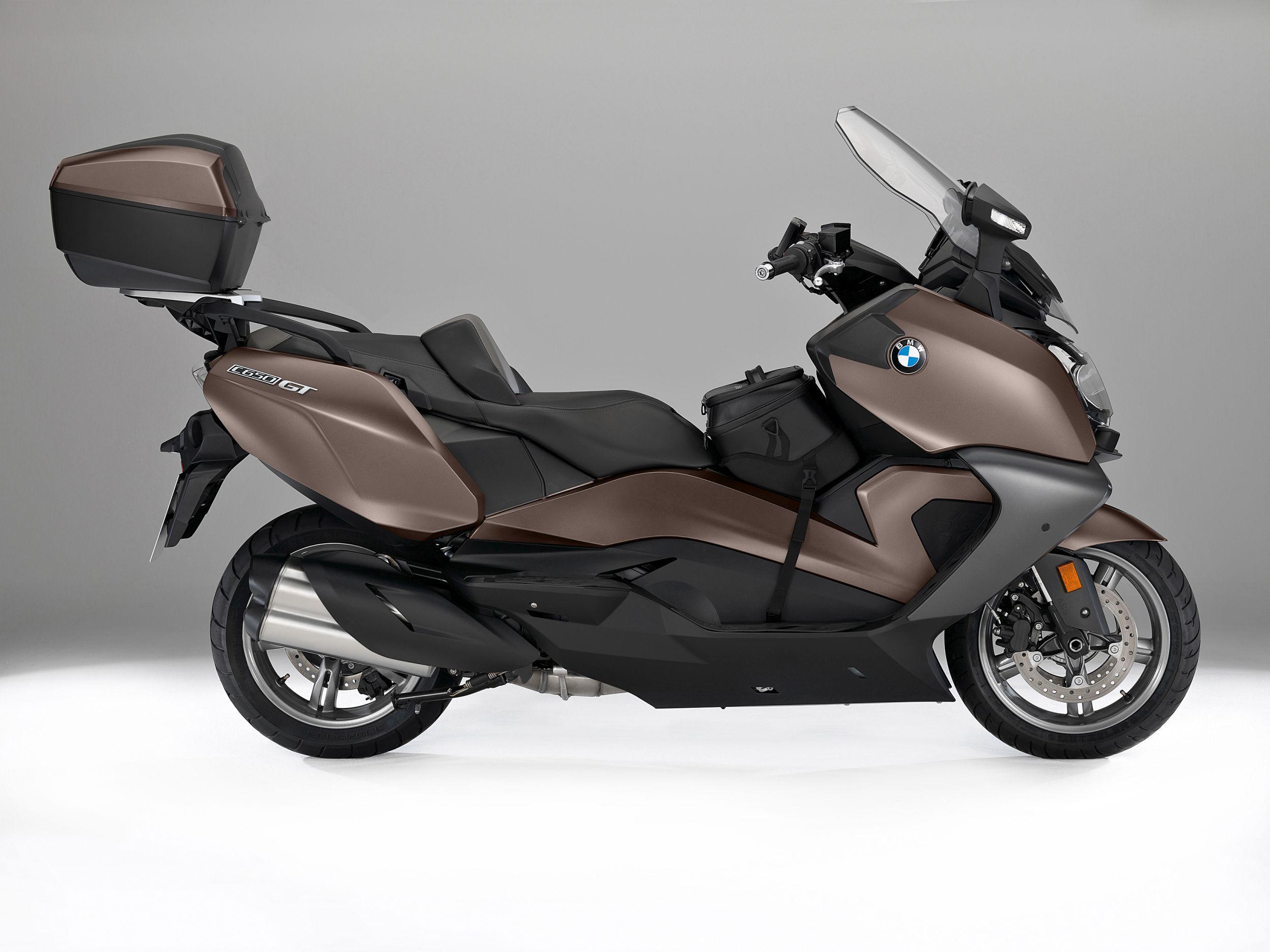 Gebrauchte Und Neue Bmw C 650 Gt Motorr 228 Der Kaufen