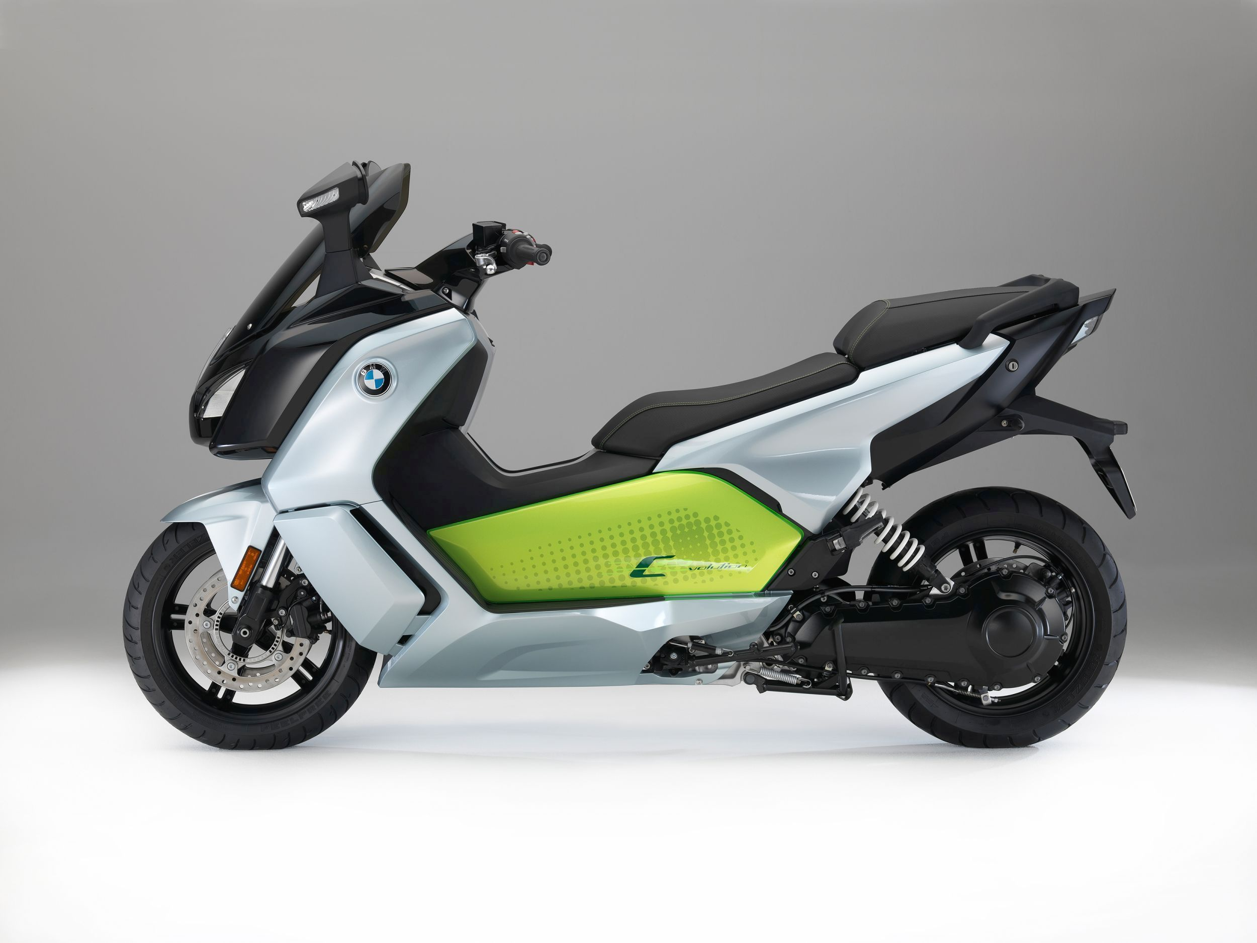BMW C evolution 2018