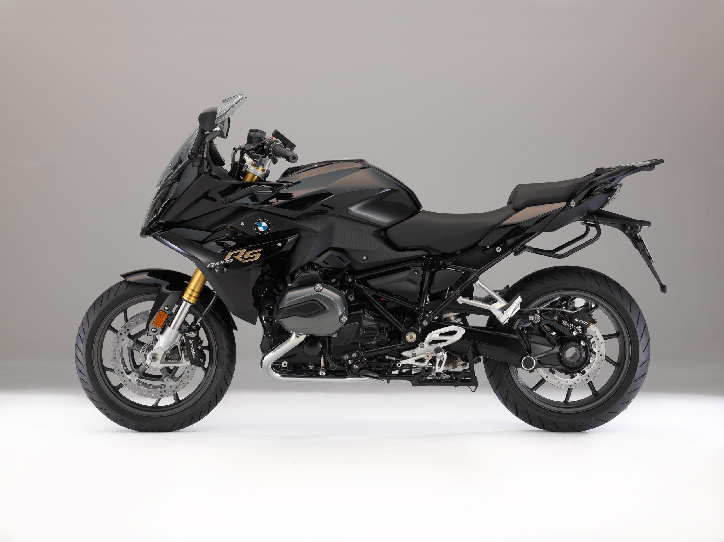 Gebrauchte Bmw R 1200 Rs Motorr 228 Der Kaufen