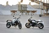 BMW R nineT Scrambler Bilder