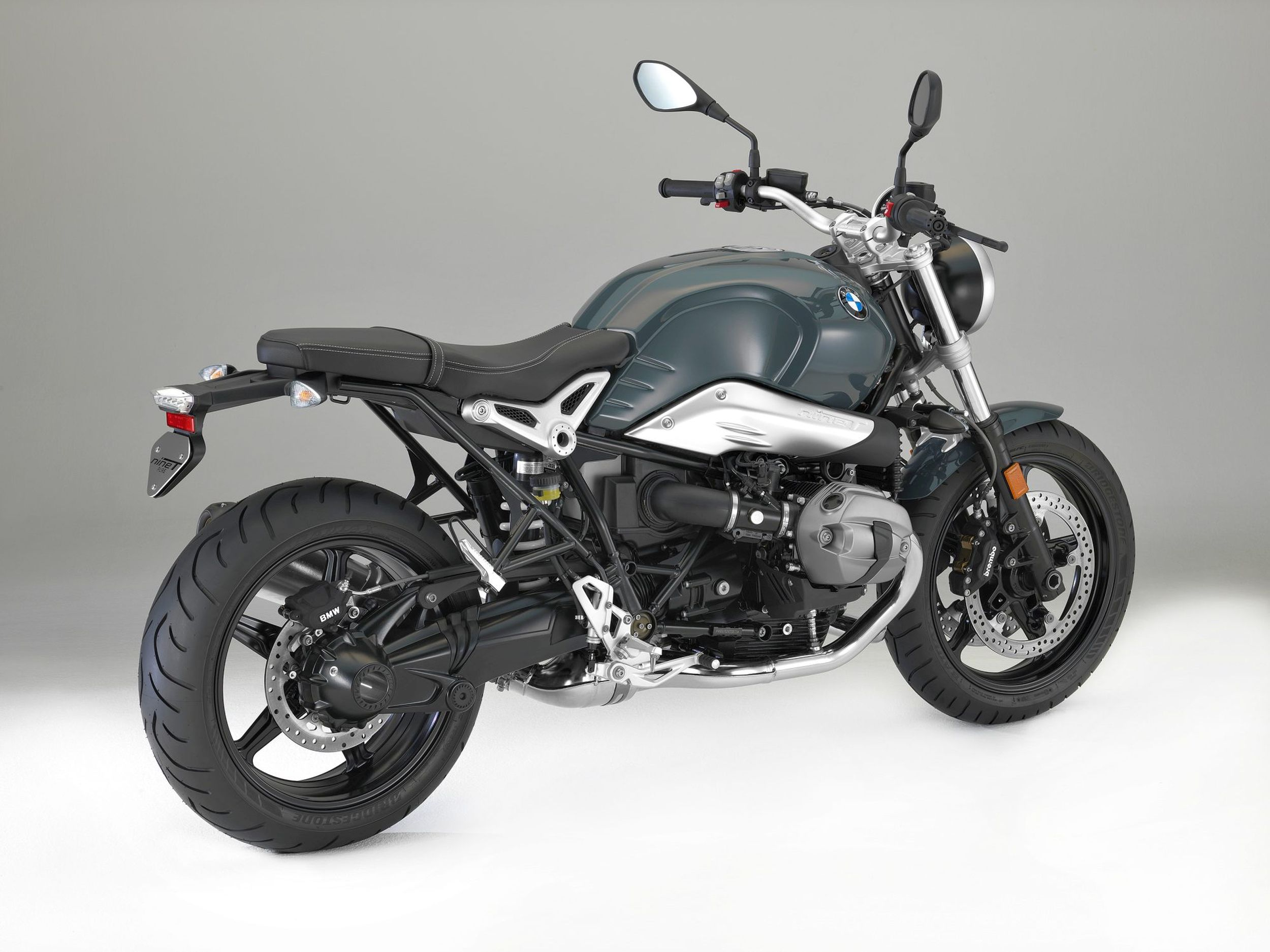gebrauchte bmw r ninet pure motorr der kaufen. Black Bedroom Furniture Sets. Home Design Ideas