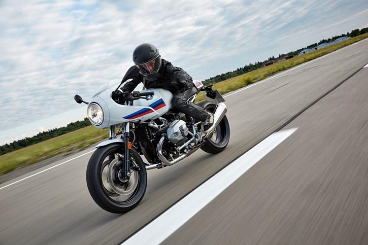 BMW R nineT Racer Schnäppchen