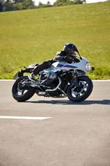 BMW R nineT Racer Bilder