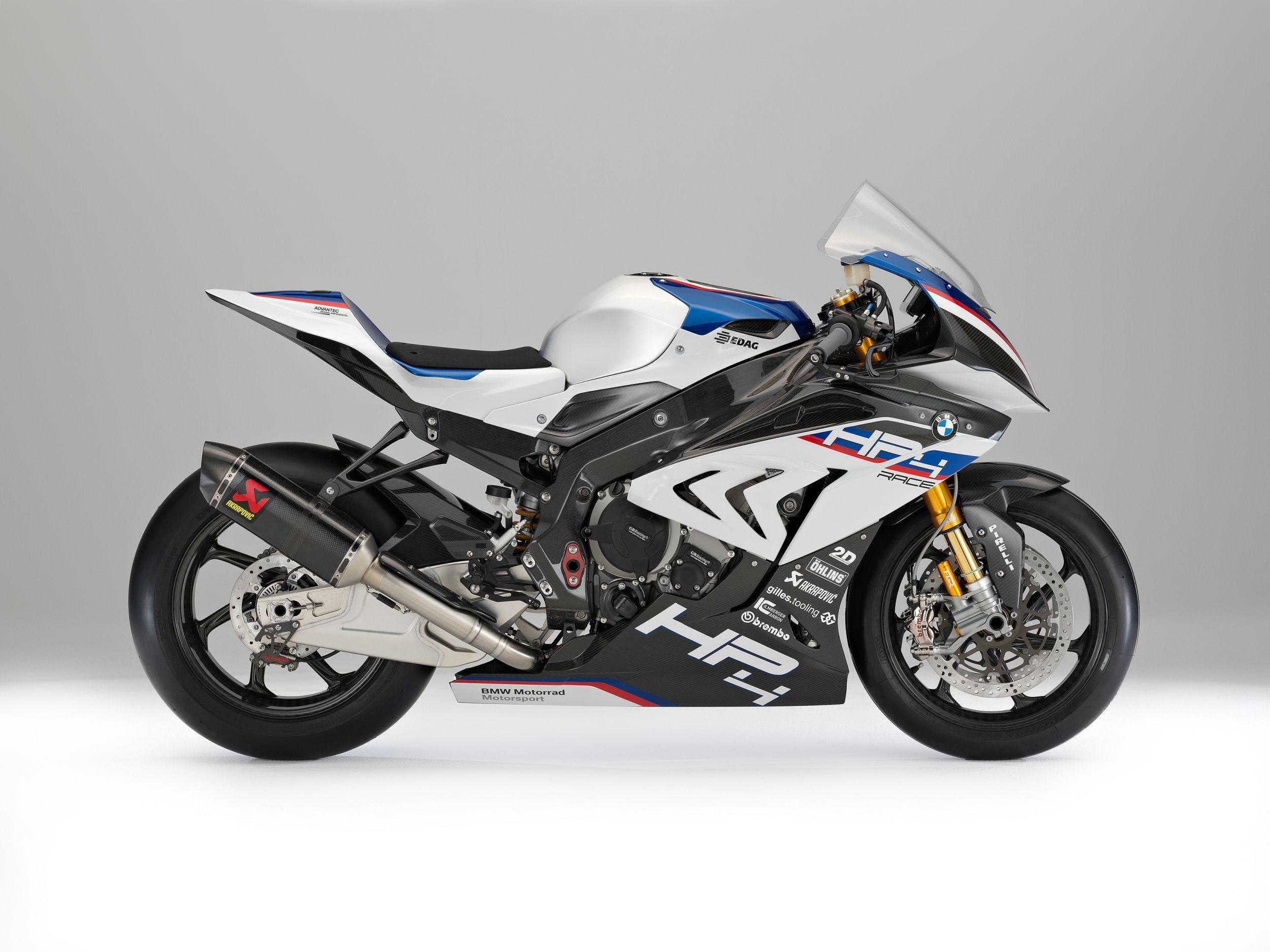 Gebrauchte Bmw Hp4 Race Motorr 228 Der Kaufen