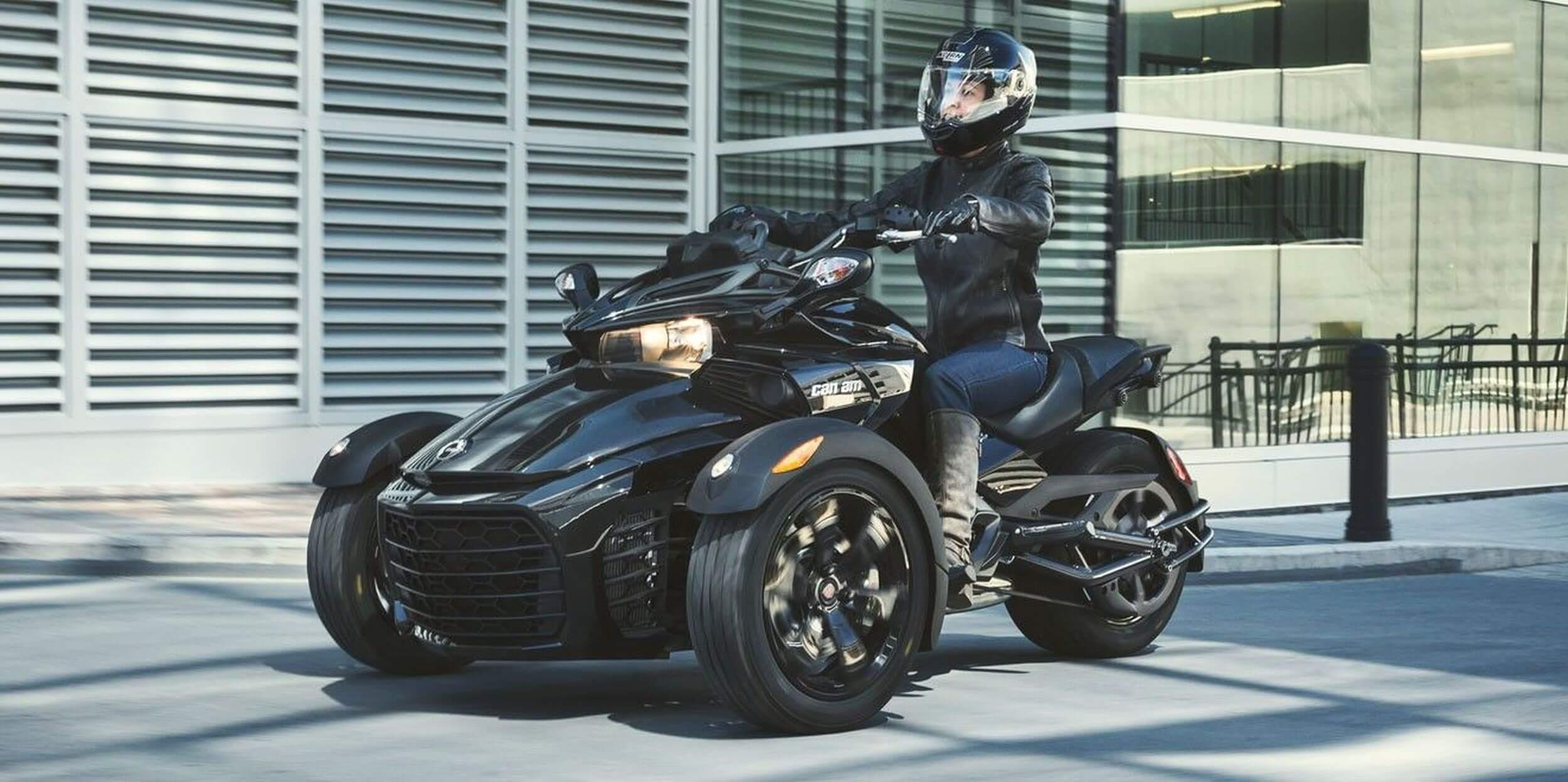 Can Am Outlander 800 >> Gebrauchte und neue Can-Am Spyder F3-S Motorräder kaufen