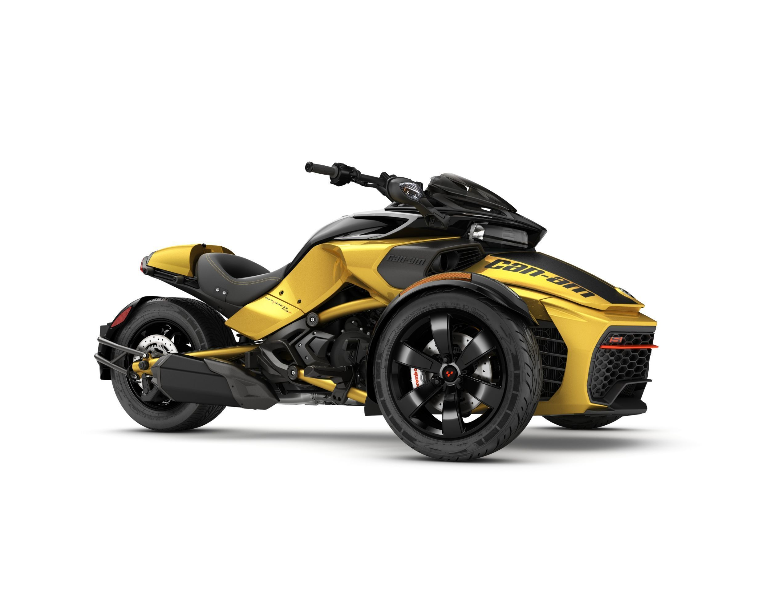 Can-Am Spyder F3-S Daytona 500 2018