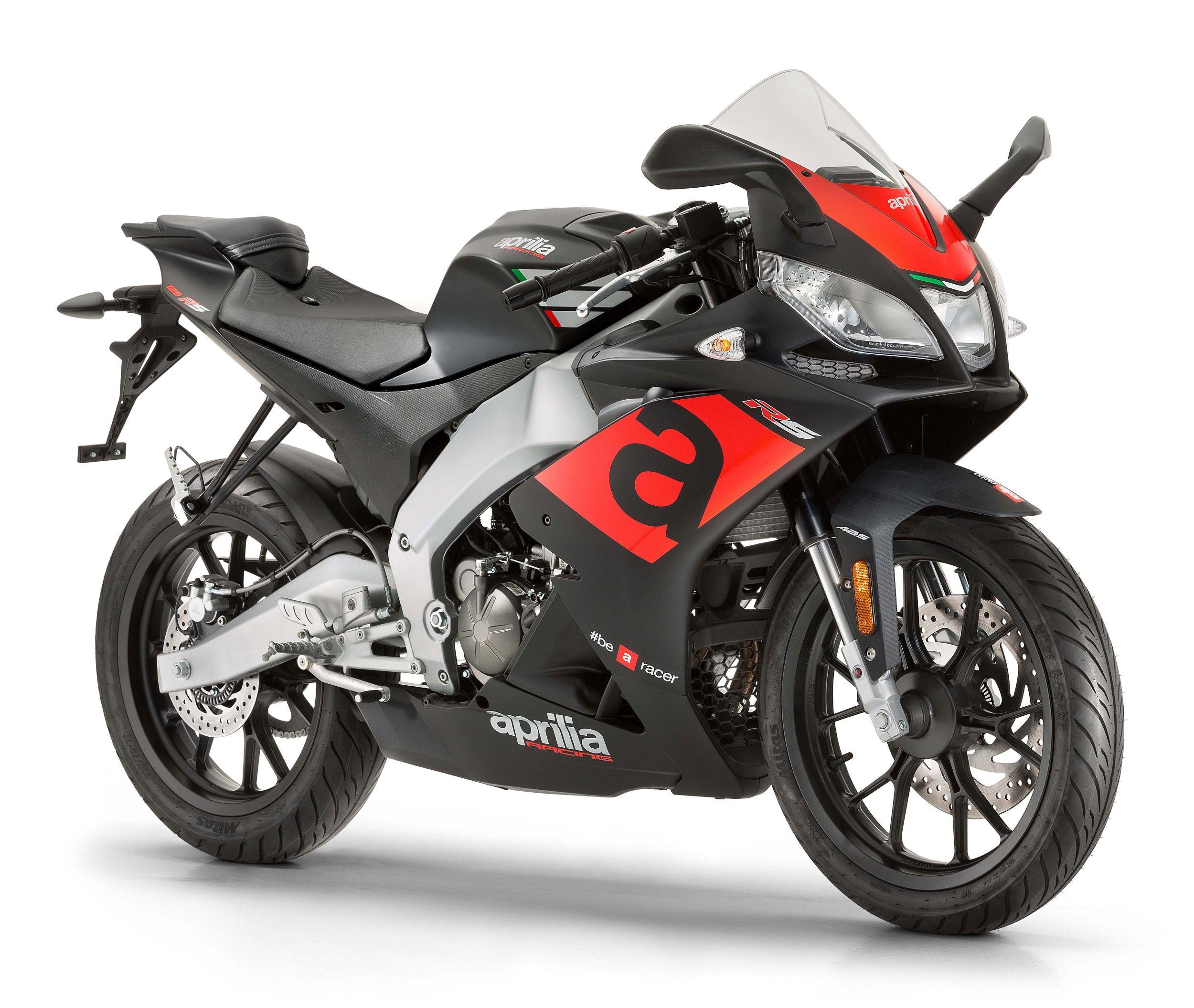 Gebrauchte und neue Aprilia RS 125 ABS Motorräder kaufen  Datenblatt Von Abs Terluran H 110