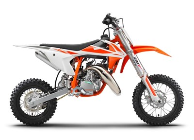KTM MODELLE KTM 50 SX