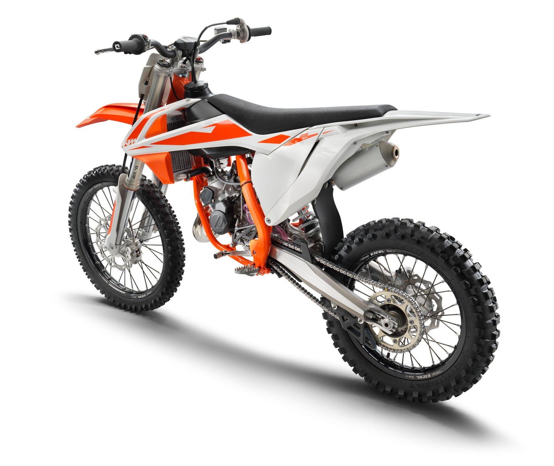 Gebrauchte Und Neue Ktm 85 Sx 19 16 Motorr 228 Der Kaufen