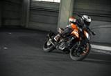 KTM 125 DUKE Bilder