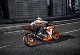 KTM RC 125 ABS 2019 Bilder