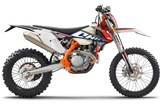 Foto von KTM 450 EXC-F Six Days 2019