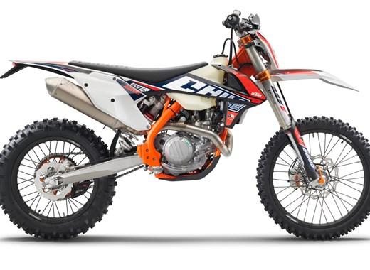 KTM 450 EXC-F Sixdays