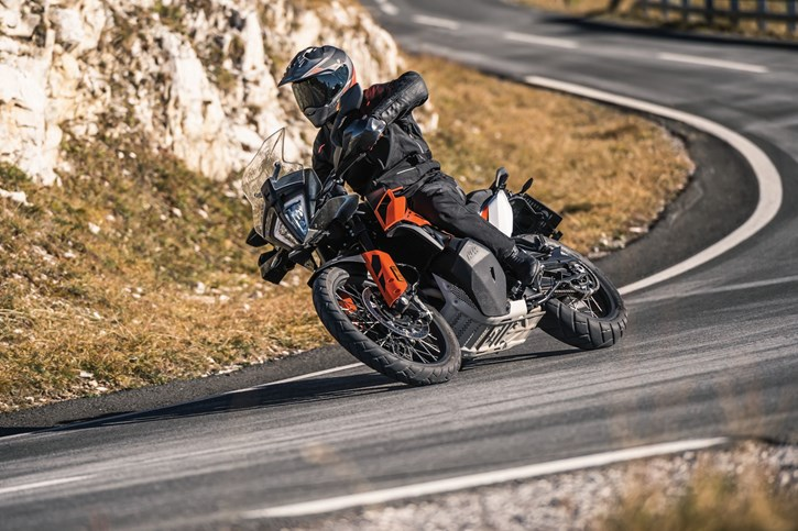 KTM 790 Adventure 2019 Schnäppchen