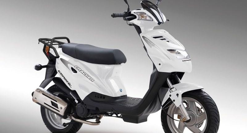 KSR Moto Cracker 50