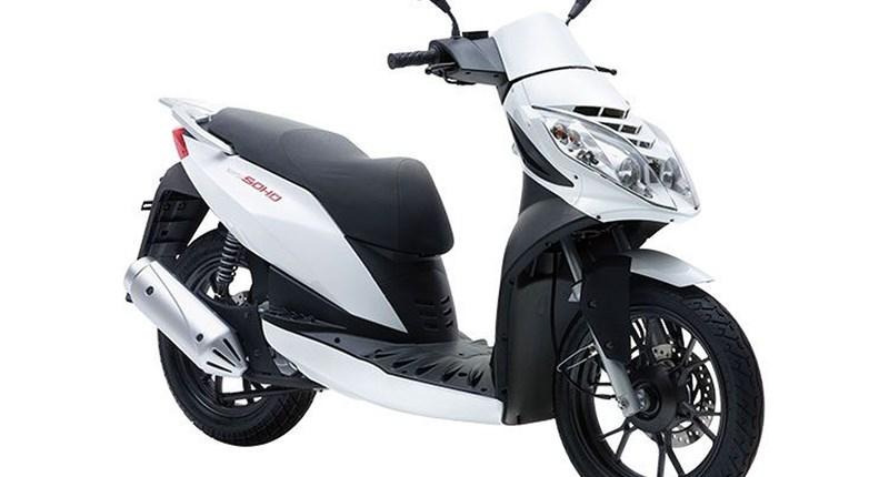 KSR Moto Soho 125