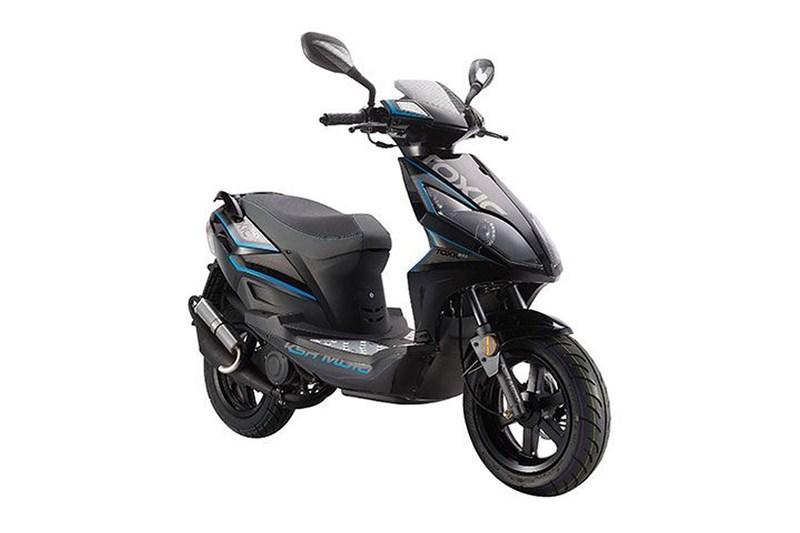KSR Moto Toxic 50