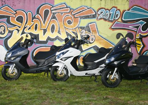 Gebrauchte und neue Daelim S3 125 Motorräder kaufen