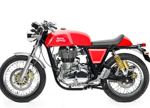 Royal Enfield Continental GT 535 EFI
