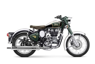 Royal Enfield Classic 500 EFI Chrome 2019