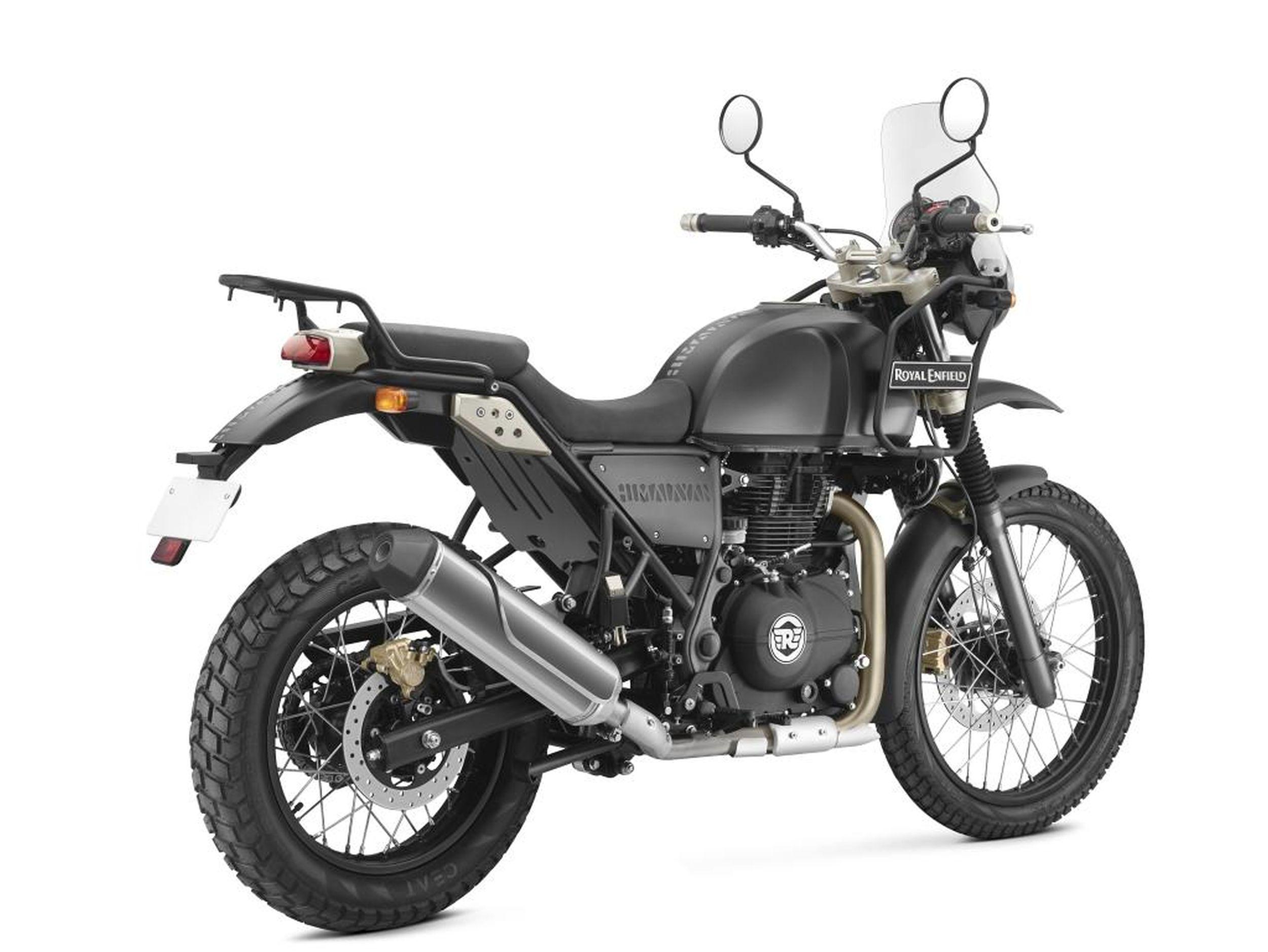 Gebrauchte Und Neue Royal Enfield Himalayan Motorräder Kaufen