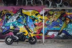 CF-Moto Papio 125
