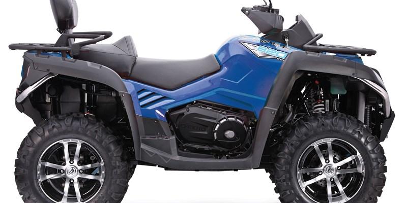 CF-Moto CForce 820 V2 EFI 4x4 DLX