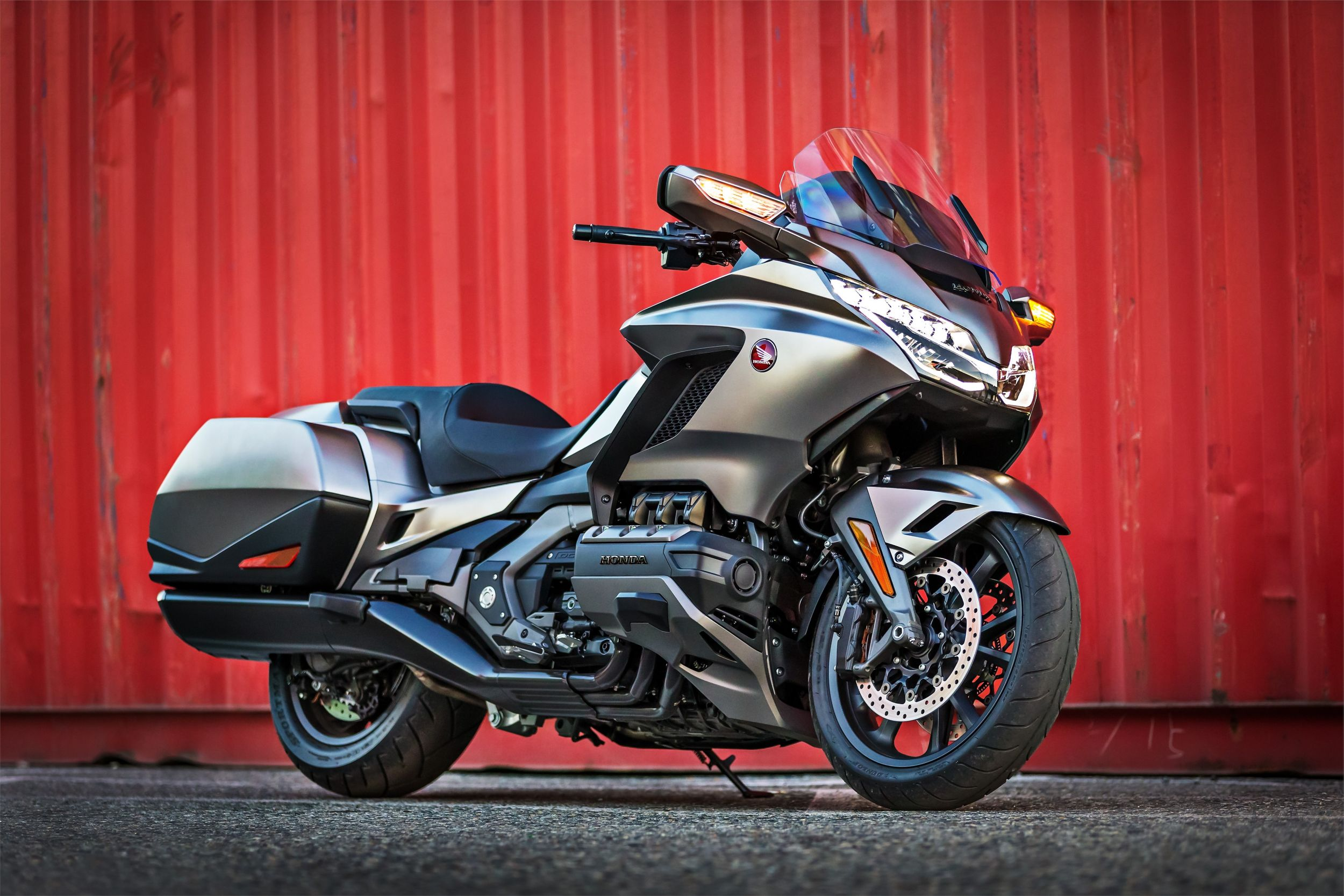 Honda GL 1800 Goldwing 2019