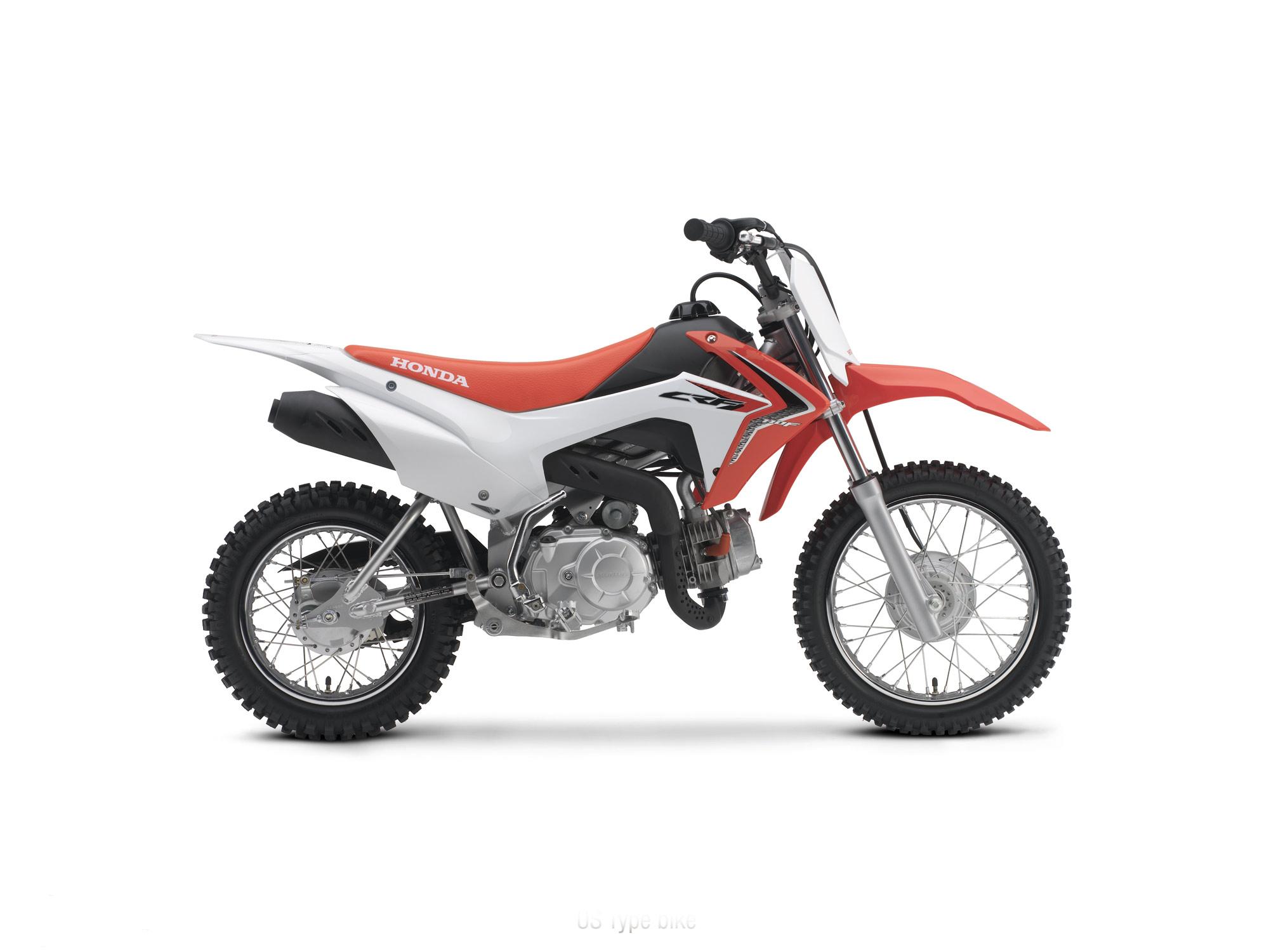 Honda CRF110F