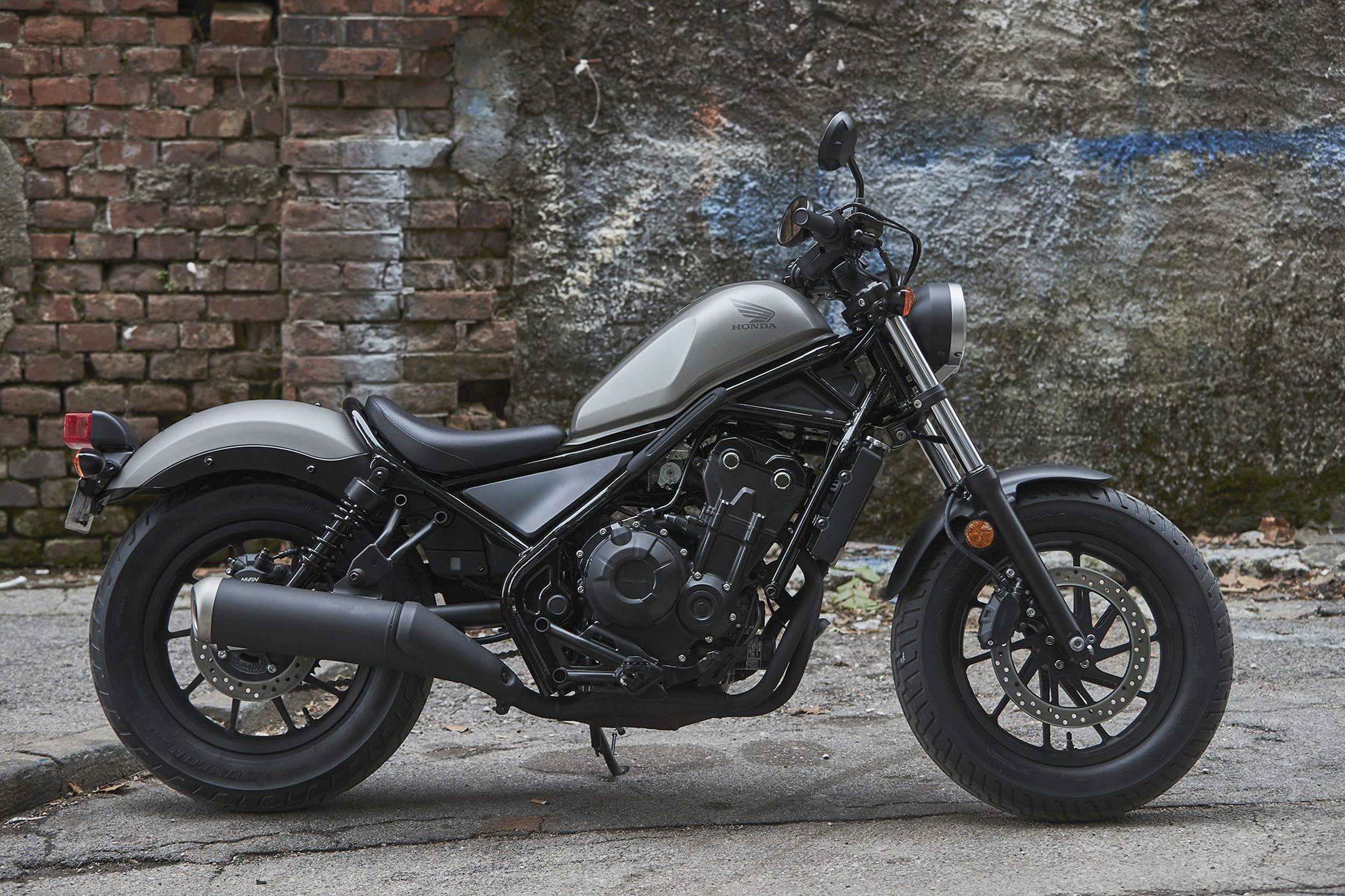Gebrauchte Und Neue Honda Cmx500 Rebel Motorräder Kaufen