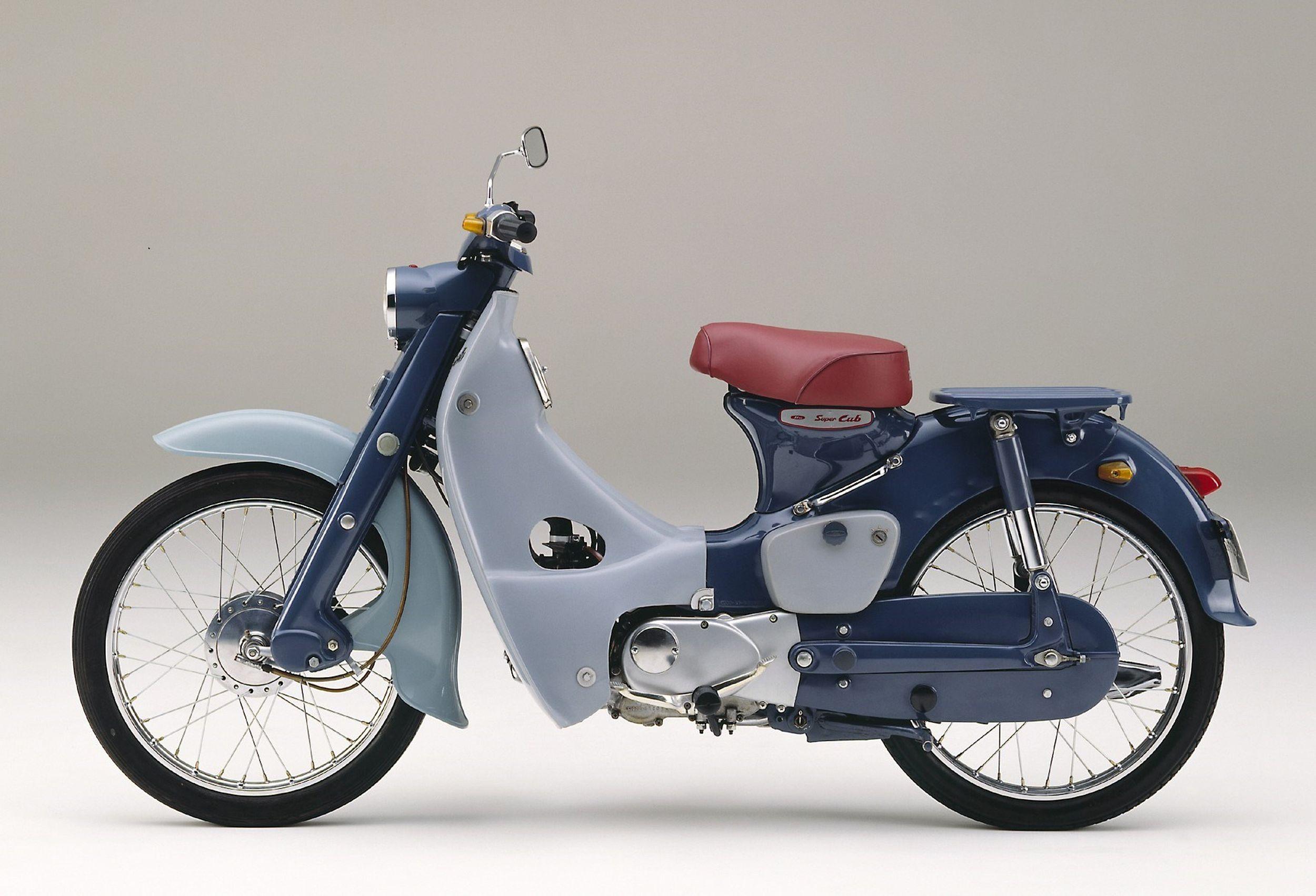 motorrad occasion honda super cub c 125 kaufen