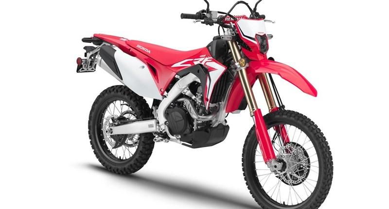 Honda CRF 450 L