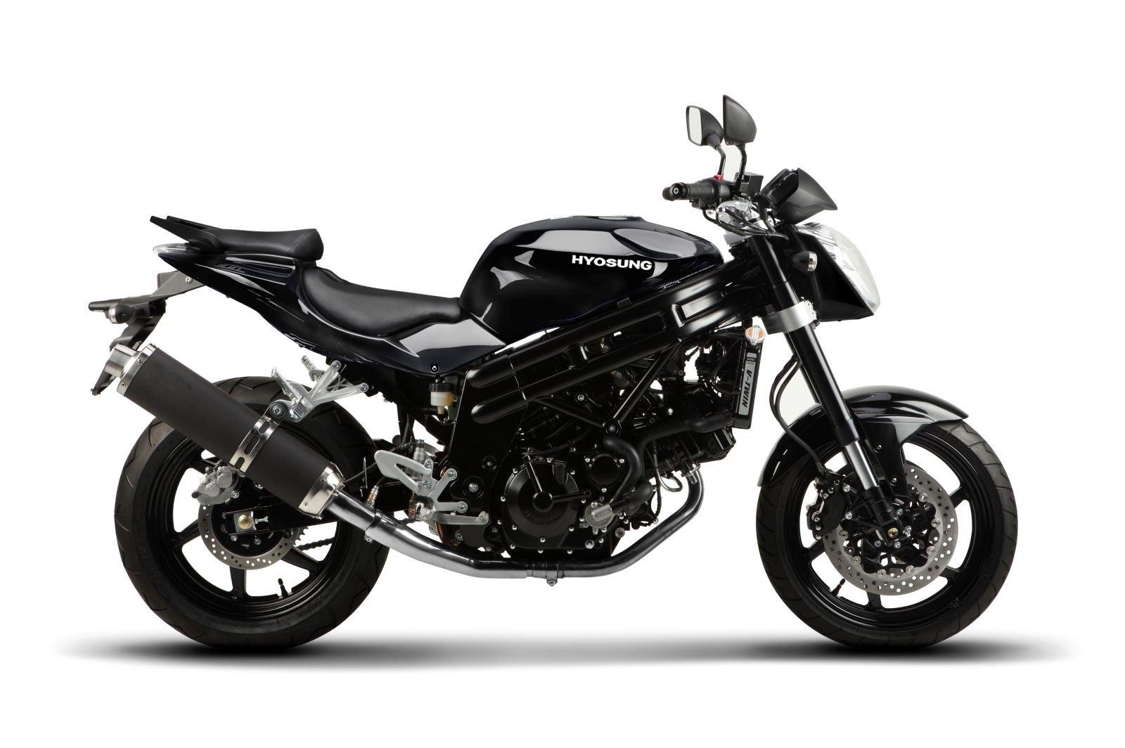 Gebrauchte und neue Hyosung GT 650i Naked Motorräder kaufen