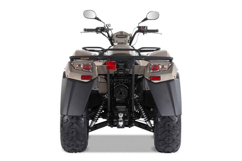 Kymco MXU 450i 4x4