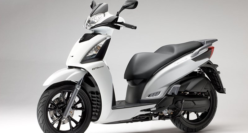 Kymco People GT 125i