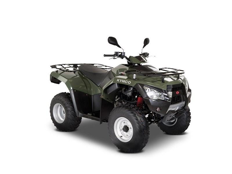 Kymco MXU 300 Offroad