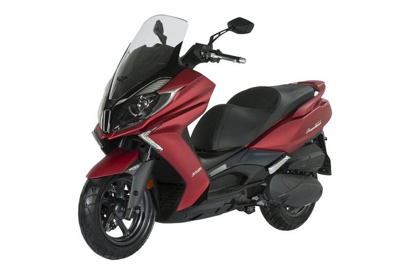 Kymco New Downtown 350i
