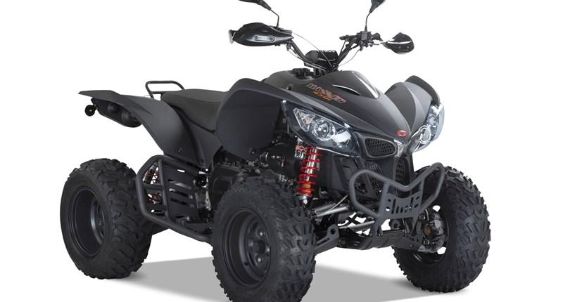 Kymco Maxxer 450i 4x2 Offroad Sport LOF