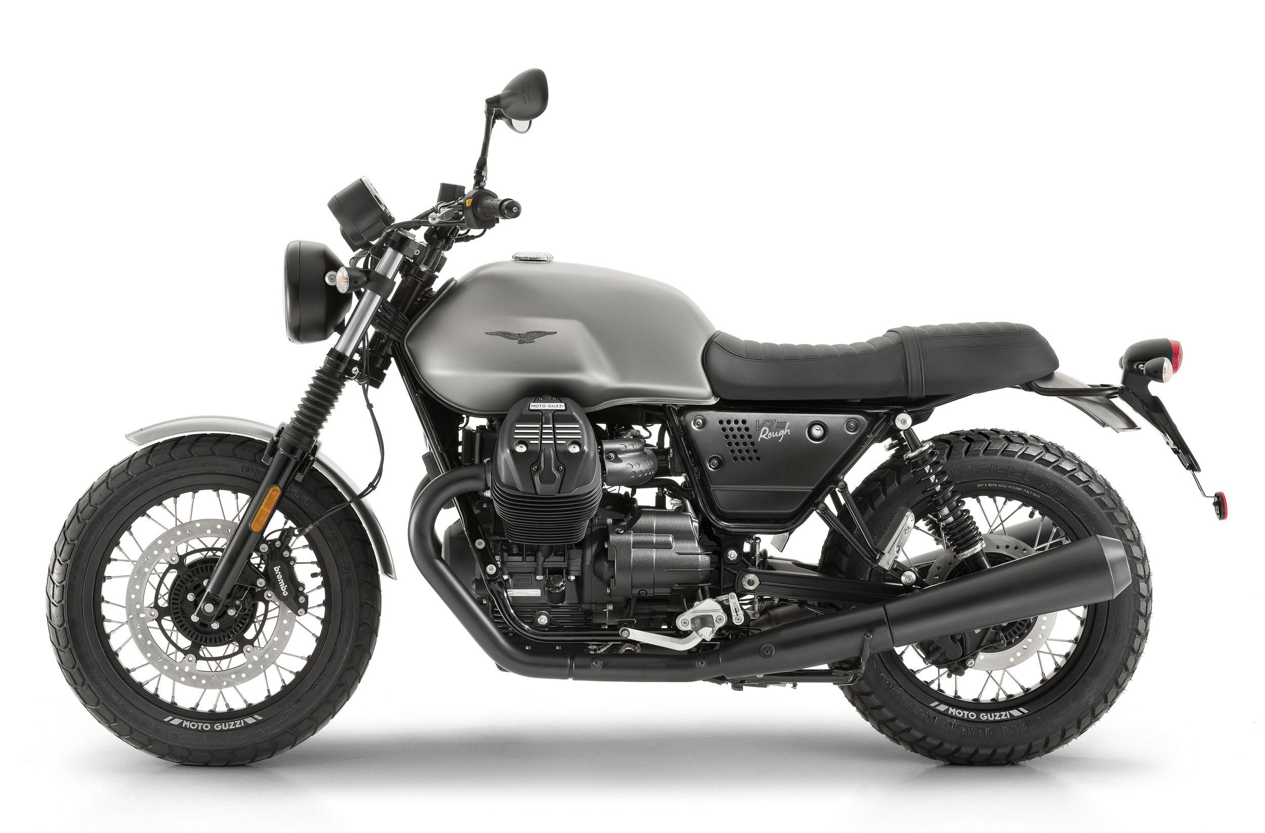 gebrauchte und neue moto guzzi v7 iii rough motorr der kaufen. Black Bedroom Furniture Sets. Home Design Ideas
