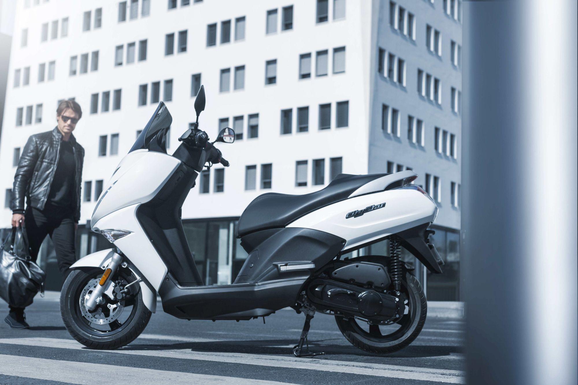 gebrauchte und neue peugeot citystar 125 motorräder kaufen