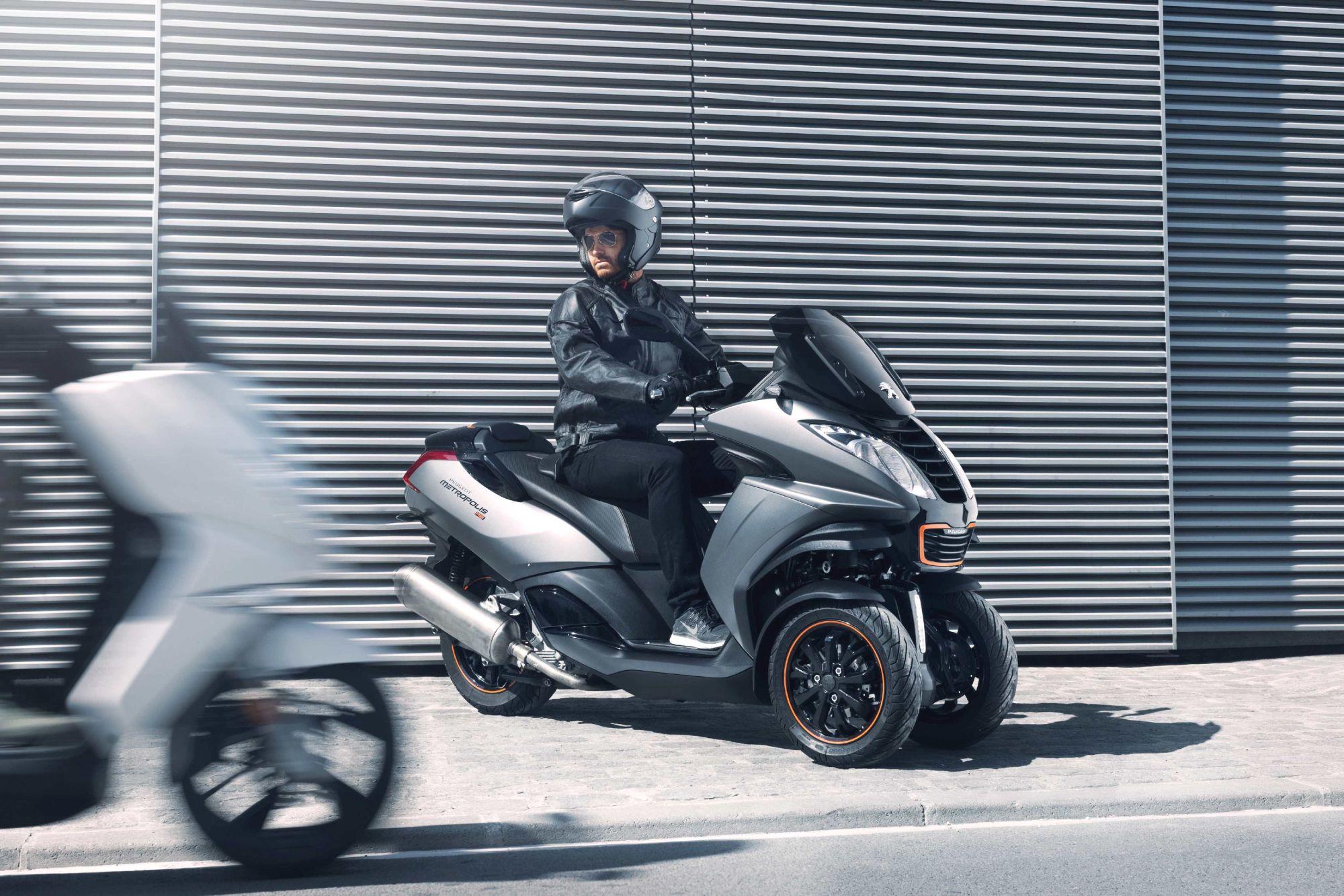 gebrauchte und neue peugeot metropolis 400i rs motorräder kaufen
