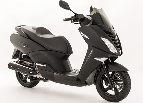 Peugeot Citystar 125 Black Edition