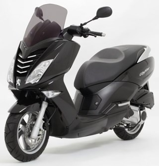 Peugeot Citystar 125 Active Smartmotion