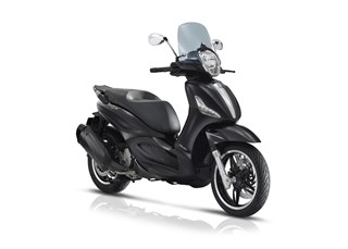 Piaggio Beverly 350ie Police ABS/ASR