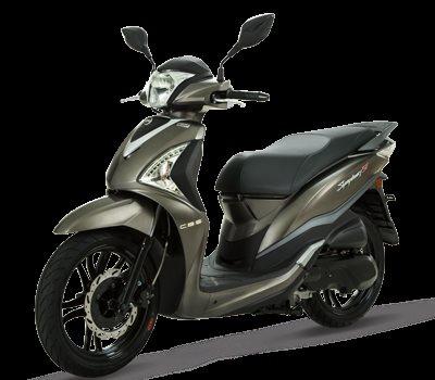 Sym Wolf CR 300i