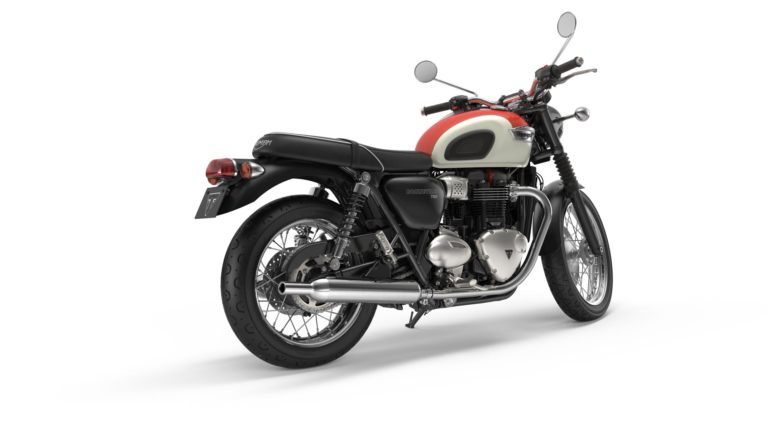 Gebrauchte Und Neue Triumph Bonneville T100 Motorräder Kaufen
